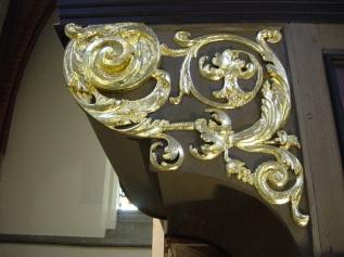 Randdetail van het Groot Orgel