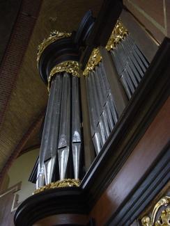 Pedaaltoren van het Groot Orgel