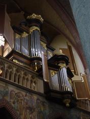 Overzicht van Posity en Groot Orgel